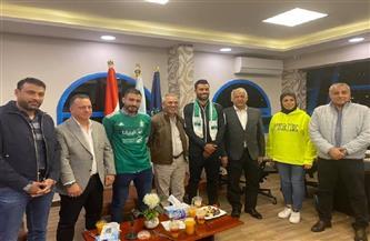 سموحة يعلن انتقال حسام حسن والترهونى إلى أهلى طرابلس الليبى| صور