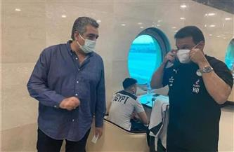 أحمد مجاهد يكشف حقيقة خلافه مع حسام البدري