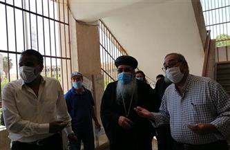 """تعليق صلوات القداسات في كنائس الفيوم بسبب تزايد إصابات """"كورونا"""""""