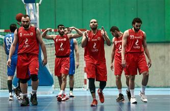 الأهلي يواجه الاتحاد السكندري اليوم في دوري السلة