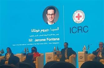 """رئيس بعثة الصليب الأحمر بالقاهرة: السلطات المصرية أظهرت قدرة قوية على مواجهة """"كورونا"""""""