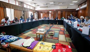 الأهلي يواجه سيمبا التنزاني غدًا بالزي التقليدي