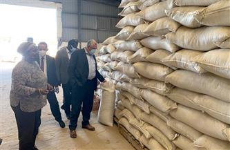 وزير الزراعة يزور بعض المشروعات الزراعية بجنوب السودان| صور