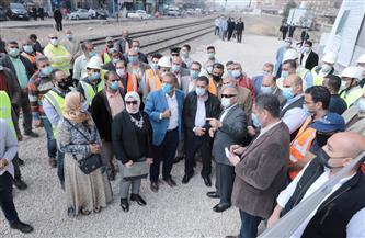 وزير النقل: خطة لتأهيل العاملين بالسكة الحديد.. ووصول أول قطار إسباني جديد يوليو القادم