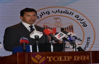 وزير الرياضة يشارك في اجتماعات المكتب الإفريقي للوكالة الدولية لمكافحة المنشطات