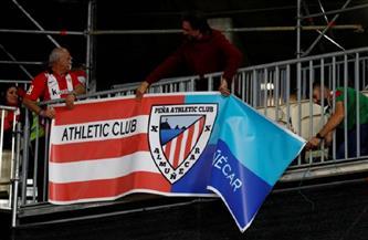 مشجع لنادي بيلباو يصاب بثقب في الرئة بعد الهزيمة بنهائي الكأس أمام سوسيداد