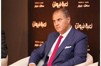 محمد السعدي: انتظرت تامر محسن 4 سنوات لدخول عالم الإنتاج الدرامي   صور
