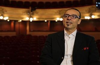 """المايسترو نادر عباسي: تركت الغناء الأوبرالي من أجل قيادة الأوركسترا.. و""""عمر خيرت"""" بوابتي للشهرة"""