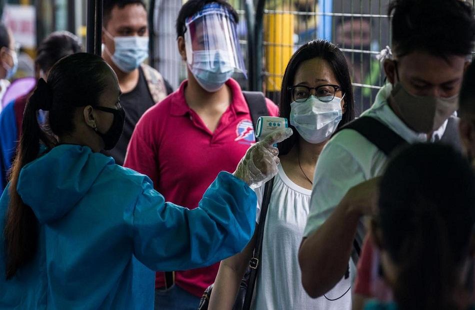 الفلبين تسجل  ألفا و إصابة جديدة بفيروس كورونا