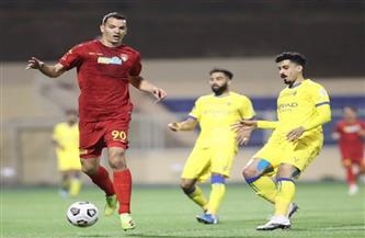 فوز مثير لـ«ضمك» على النصر في الدوري السعودي