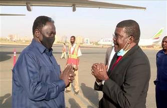 نائب رئيس جمهورية جنوب السودان يصل إلى الخرطوم في زيارة تستغرق يومين