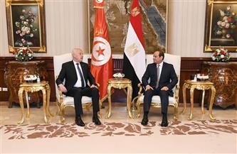 غدا.. قمة مصرية - تونسية بقصر الاتحادية لبحث قضايا المنطقة وتعزيز التعاون