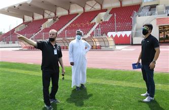 «الآسيوي لكرة القدم» يتفقد منشآت البحرين لاستضافة التصفيات المزدوجة وكأس الاتحاد