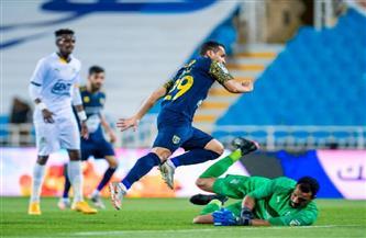 التعاون يفوز على العين بثلاثية في الدوري السعودي