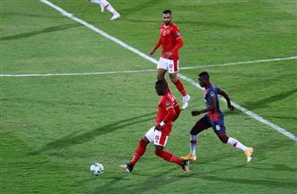 نهاية المباراة.. الأهلي 1 - 0 سيمبا التنزاني