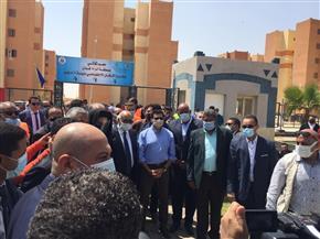 رئيس جهاز مدينة 15 مايو: افتتاح مراكز الشباب يعكس حجم الجهود المبذولة من قبل «الإسكان» و«الشباب والرياضة»