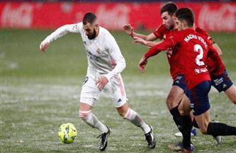 ريال مدريد يستقبل أوساسونا من أجل استمرار مطاردة حلم الليجا