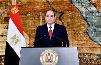 العامل المصري هو ثروة الوطن الحقيقية ومحرك التنمية.. نص كلمة الرئيس السيسي بمناسبة عيد العمال