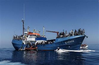 إنقاذ حوالي 200 مهاجر آخرين من خلال قوارب إنقاذ في البحر المتوسط