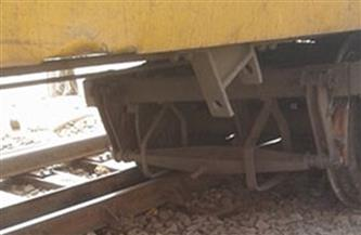 مصدر بالسكة الحديد: جار العمل لإعادة رفع جرار القطار 47 (طنطا / دمياط) وإعادة تسيير الخط