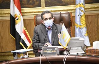 محافظ الغربية يتابع تنفيذ الإجراءات الاحترازية فى جولة بطنطا وقطور