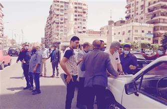 تحرير 265 محضرا لعدم ارتداء الكمامات وغلق محال ومنشآت تجارية لمخالفة الإجراءات الاحترازية في بني سويف