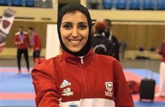 جيانا فاروق تتأهل لنهائي الدوري العالمي للكاراتيه