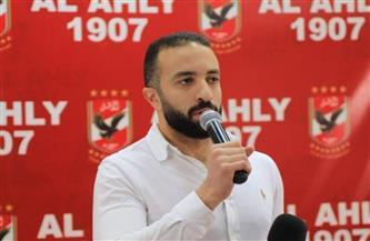 محمد سراج الدين: هوية الأهلي ستطغى على تصميم الاستاد