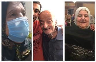 """تشييع جثمان زوجة طبيب الغلابة محمد مشالي.. وآخر كلمات رثائها له """"الله يرحمك يا شريك عمري"""""""