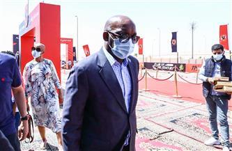 موسيماني: ليس من السهل على نادٍ إفريقي بناء ملعب خاص به