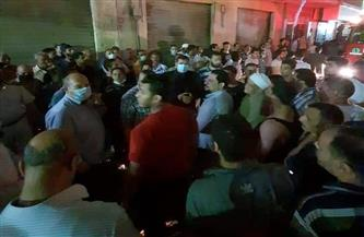 عضو تنسيقية شباب الأحزاب عن حريق كنيسة العمرانية: لا وفيات في الحادث ومعظم الإصابات بسيطة