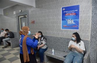 وزيرة الصحة: ٢٢ ألفًا و٣٧٦ تلقوا لقاح فيروس كورونا بمحافظة أسيوط