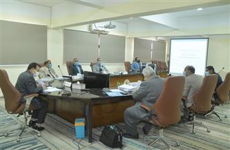 مجلس جامعة الوادي الجديد يمنح ألقابًا علمية لبعض الطلاب