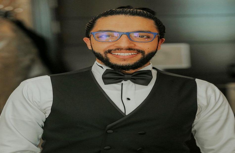 حسام إبراهيم ينتهي من تصوير مشاهده في كله بالحب