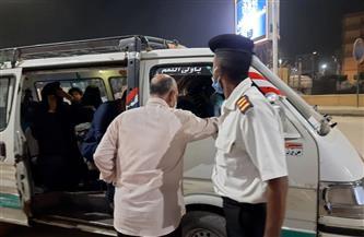 تحرير 11 محضر إزالة وعدم ارتداء الكمامة بمدينة الطود في الأقصر | صور