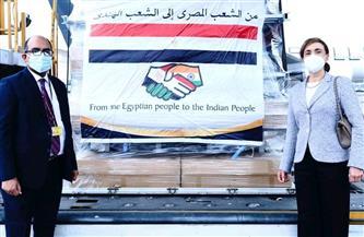 الخارجية الهندية: عميق الشكر لهذا الدعم من صديقتنا مصر الكريمة