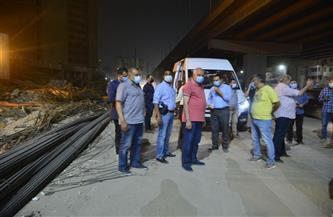 محافظ الجيزة يتفقد مسارات التطوير بأحياء العمرانية والطالبية والهرم وطريق الفيوم | صور