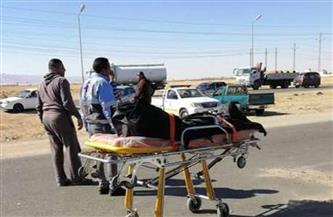 مصرع سائق وإصابة مرافقة في حادث على الطريق الساحلي بالدقهلية