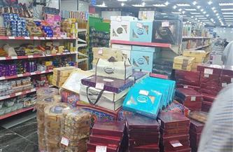ننشر أسعار السلع الغذائية والكعك بالمجمعات الاستهلاكية بالإسكندرية