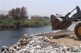 «الري»: إزالة 39 تعديًا على نهر النيل في 5 محافظات