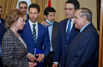 إعداد 100 فاعلية بأنشطة مختلفة مع إعلان النوايا لتدشين عام التبادل الإنساني المصري الروسي