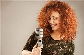 نجمة الغناء السورية الأرمينية لينا شماميان ضيفة الإذاعة المصرية
