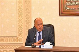 وزير الخارجية يتلقى اتصالًا من المبعوث الأممي للسلام في الشرق الأوسط حول تطورات الوضع بالقدس