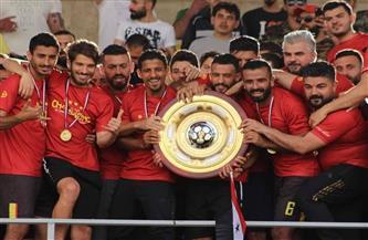 للمرة الرابعة في تاريخه.. تشرين يتوج رسميًا بدرع الدوري السوري