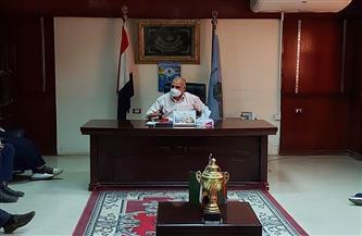 رفع درجة الاستعداد لاستقبال عيد الفطر بمختلف القطاعات والمرافق العامة جنوب الأقصر