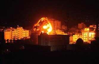 إسرائيل تشن هجوما عنيفا على غزة بقوات جوية وبرية