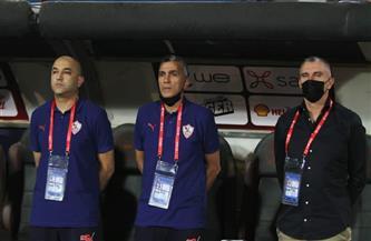 «كارتيرون»: قدمنا مباراة جيدة أمام الأهلي.. والدوري مازال طويلًا