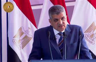 الفريق أسامة ربيع: دعم غير محدود من الرئيس السيسي لتطوير هيئة قناة السويس
