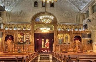 """كنيسة القديسين في الإسكندرية تعلق الصلوات للحد من انتشار """"كورونا"""" وتعلن عن 5 قرارات عاجلة"""