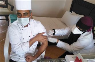 صحة البحر الأحمر: الانتهاء من تطعيم العاملين بالقطاع السياحي بالمحافظة | صور